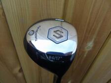MD   17 DEGREE 4 WOOD RIGHT HAND REGULAR GRAPHITE SHAFT GOLF CLUB
