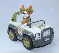 Jungle Rescue Puppy Patrol Tracker Jungle Cruiser Vehicle awed Figure Set Pup