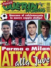 Guerino Sportivo n°27 1995 - Roberto Baggio - Poster Paul Ince INTER [GS38]