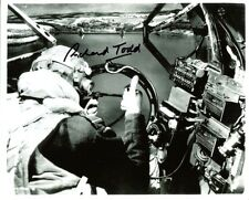 The Dambusters movie photo 'Bombs Away' signed Todd UACC Dealer signing!