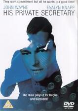 His Private Secretary - DVD - Region 2 - New/Sealed - John Wayne