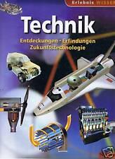 Technik - Entdeckungen, Erfindungen, Technologie – Buch