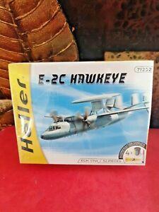 NEW & SEALED~HELLER E-2C HAWKEYE PLANE MODEL KIT