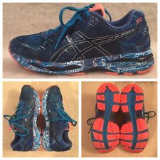 Asics GEL-Nimbus 18 NYC Mens size 7 NYC Marathon 2016 Running Shoes T6D4N