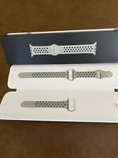 OEM  Genuine Apple Watch Nike Sport Band Spruce Fog/Vintage Lichen 40mm