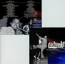 DEFUNKT  the legend continues  COMPILATION + LIVE 98