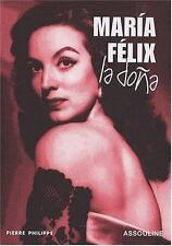 NEW Memoire: Maria Felix by Pierre Philippe (2006, Hardcover)