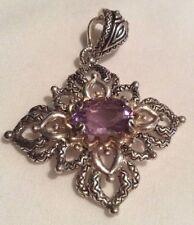 Barbara Bixby Amethyst Fine Necklaces & Pendants