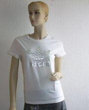 Adidas Shirt T-Shirt Gr. 38 neu weiss/silber