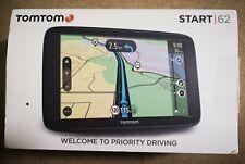 """Tomtom Start 62 - Navegador GPS 6"""" con MAPAS DE EUROPA. NUEVO"""