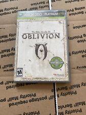 The Elder Scrolls IV: Oblivion (Microsoft Xbox 360, 2006) Complete Working