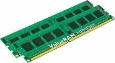 Mémoires RAM DDR3 SDRAM Kingston avec 2 modules