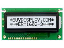 5V Wide Angle 16x2 Character LCD Module w/Tutorial,HD44780,White Backlight