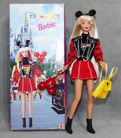 Disney BARBIE 1990s Doll FUN 5th EDITION 1997 Faux Vest Red Skirt MIB USA SELLER