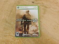 Call of Duty: Modern Warfare 2 (Microsoft Xbox 360, 2009) Complete