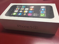 NEW Apple IPHONE 5S -32GB- Space Grey- Factory Unlocked - A1457 SN:DX3RF4HNFFGD