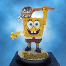 Painted SpongeBob Squarepants Monopoly Token
