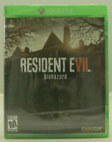 Resident Evil 7 Biohazard Video Game for Microsoft XBOX ONE, with a FREE Coaster