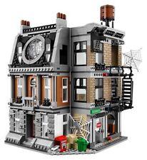 LEGO -76108- Marvel Super Heroes Avengers Infinity War Sanctum Doctor Strange