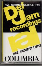 Various ‎– Def Jam Recordings NMS Summer Sampler '91 CAT 4143