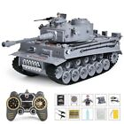 1/18 Remote Control German Tiger Tank RC Military Vehicles Toy Shoot Soft Bullet