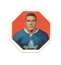 1961-62 York:#7 Tim Horton,Maple Leafs