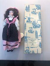 Russ International Dolls Monique France doll box tags #1616 porcelain
