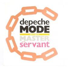 Depeche Mode, amo y sirviente Vinilo Grabación/LP * usado *