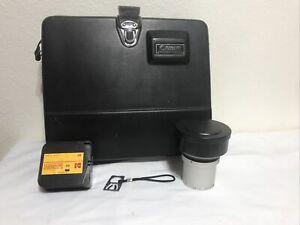 canon auto zoom 518 super 8 lense, Case And Film