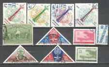 T286 - HAITI 1949/62 - EMISSIONI DIFFERENTI - VEDI FOTO