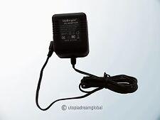 AC Adapter passt Kurzweil MicroPiano Micro Piano Sound Modul Power Supply Cord