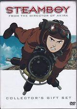 Steamboy (DVD, 2005, Giftset Edition)