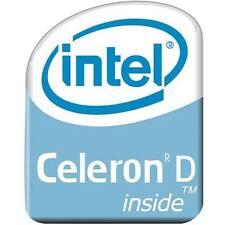 PROCESSORE CPU INTEL Socket 775 CELERON D 336 | 2,8GHz | FSB 533MHz |Cache 512K