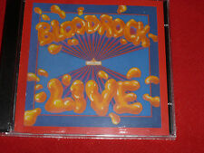 CD.BLOODROCK LIVE GRAND HEAVY US 72 STYLE GRAND FUNK.ONE WAY RECORDS.SOUS CELL