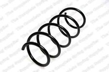 2X PAIR OE Replacement Front Suspension Coil Spring Renault Megane