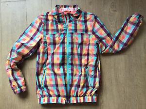 O'NEILL ladies showerproof lined jacket size L