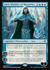 1x JACE, WIELDER OF MYSTERIES - War of the SParks MTG - NM - Magic the Gathering