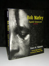 BOB MARLEY: SPIRIT DANCER SIGNED 1ST BRUCE W TALAMON ROGER STEFFENS PHOTOGRAPHY