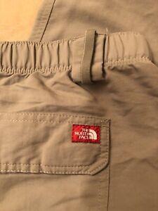 The North Face Convertible Pants Men's Sz L Nylon Outdoor Hiking Cargo Shorts