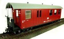 Train Line45 Packwagen rot HSB 902-307, Spur G Gartenbahn