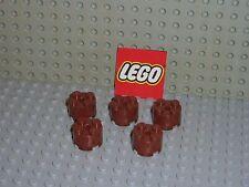 LEGO RedBrown round bricks 3941 / set 7041 4856 10210 7199 6253 4751 7785 7029