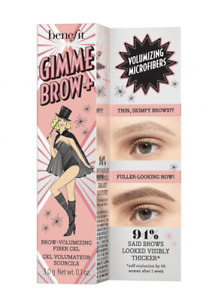 Benefit Cosmetics Gimme Brow+ Tinted Volumizing Eyebrow Gel NEW IN A BOX UNOPENE