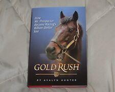 MR PROSPECTOR Thoroughbred STALLION & LEADING SIRE Race Horse Book * GOLD RUSH