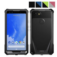 For Google Pixel 3 Case,Poetic Shockproof Cover [Scratch Resistant Back]