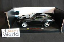Hot Wheels Elite Ferrari 575 GTZ Zagato 1:18 black (PJBB)