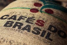 5 lbs Brazil Cerrado Arabica - natural 17/18 screen Fresh Green Coffee Beans