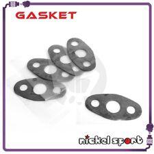 Garrett GT25 GT28 GT30 GT35 Ball Bearing Turbo Oil Drain Return Gasket Set 5 pcs