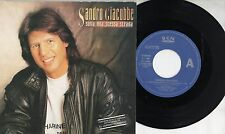SANDRO GIACOBBE disco 45 MADE in SPAIN canta in SPAGNOLO El jardin prohibido 92