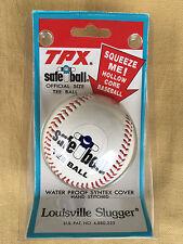 Louisville Slugger Tpx Safe Ball Offical Size Tee Ball Hollow Core