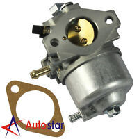 Carburetor Carb AM122617 w/ Gasket For JOHN DEERE 345 w/ Engine Marked FD590V
